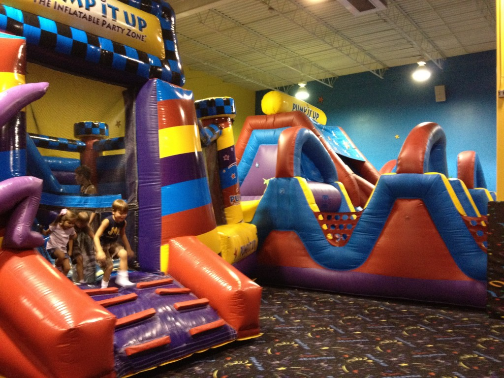 Party Room A - Pump It Up Mount Juliet