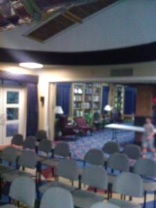 Nashville Dyer Observatory Library