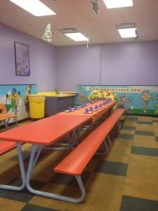 Monkey Joe's Party Room