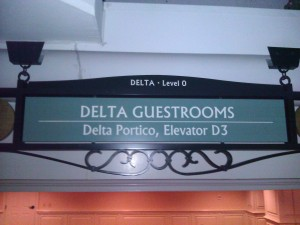 Exit To Events Center Parking Gaylord Opryland