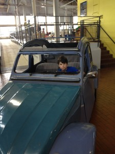 Nashville Fun For Families - Lane Motor Museum car you can touch