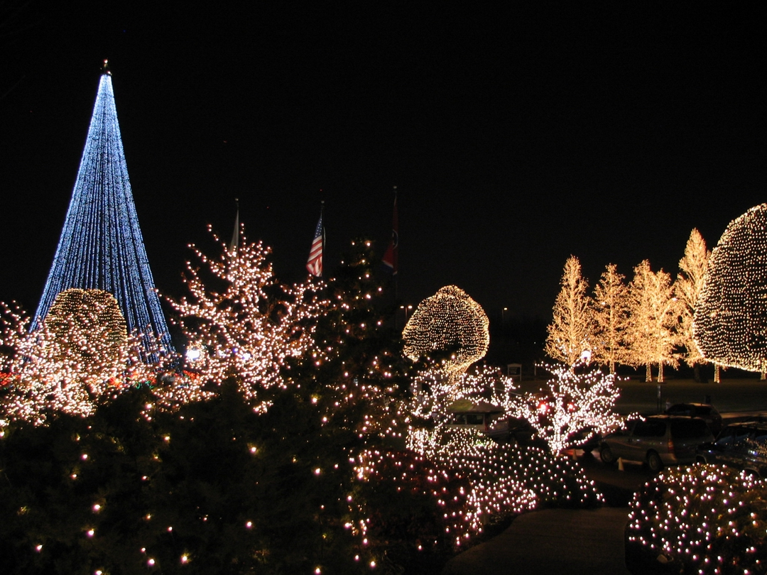 gaylord opryland hotel nashville map nashville christmas lights - Jellystone Park Nashville Christmas Lights