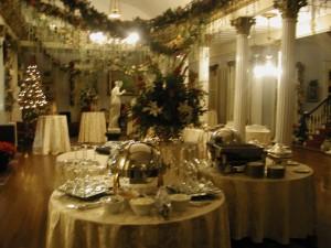 Holidays at Historic Homes in Nashville - Belmont Mansion