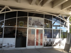 Nashville Fun For Families - Bicenntenial Park - visitors center