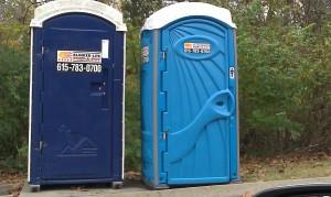 Cedar Hill Park - Bathrooms
