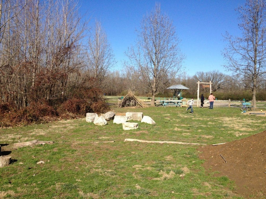 Shelby Bottoms Nature Center & Park playground