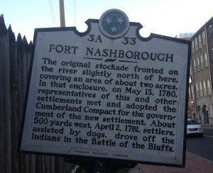 Nashville-Fun-For-Families-Fort-Nashborough-sign
