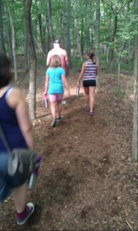 Radnor Lake - walking the trails
