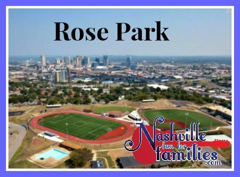 Family Fun at Rose Park