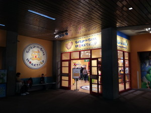 St Louis Science Center - Build a Bear