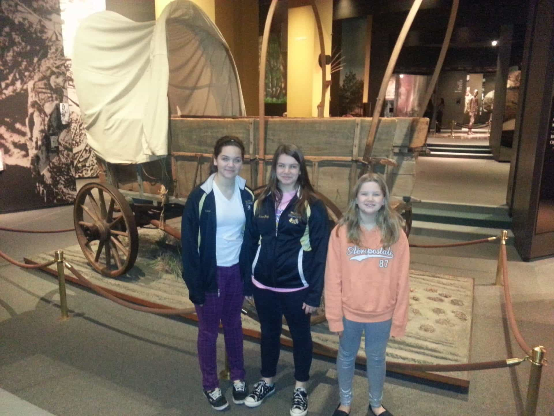 Gateway Arch, St Louis - Covered Wagon