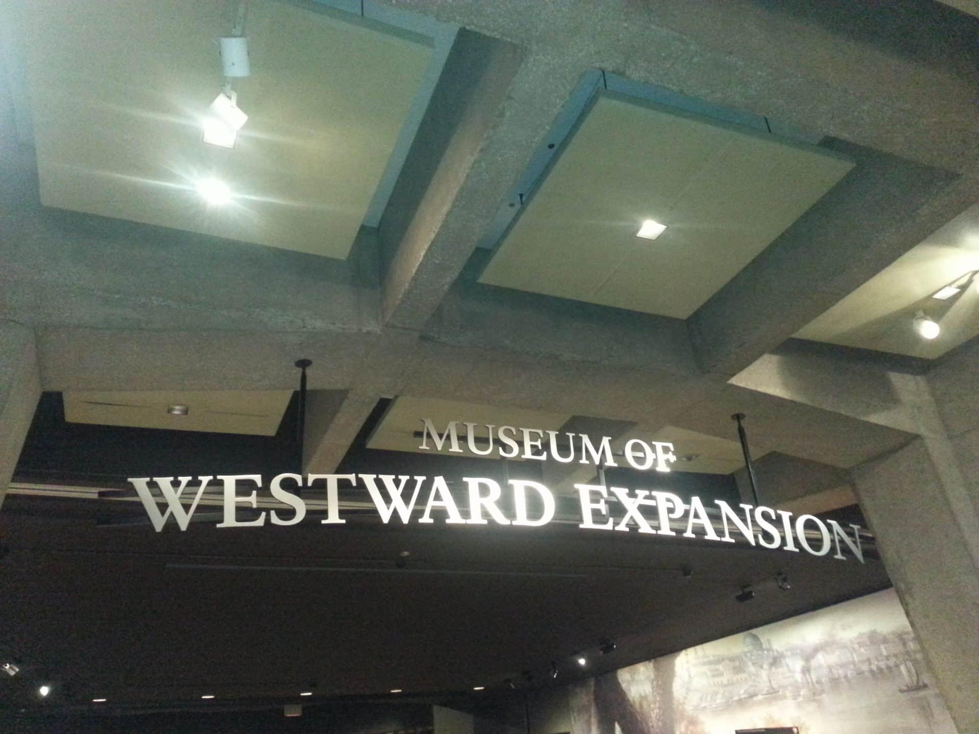 Gateway Arch, St Louis - Museum of Westward Expansion
