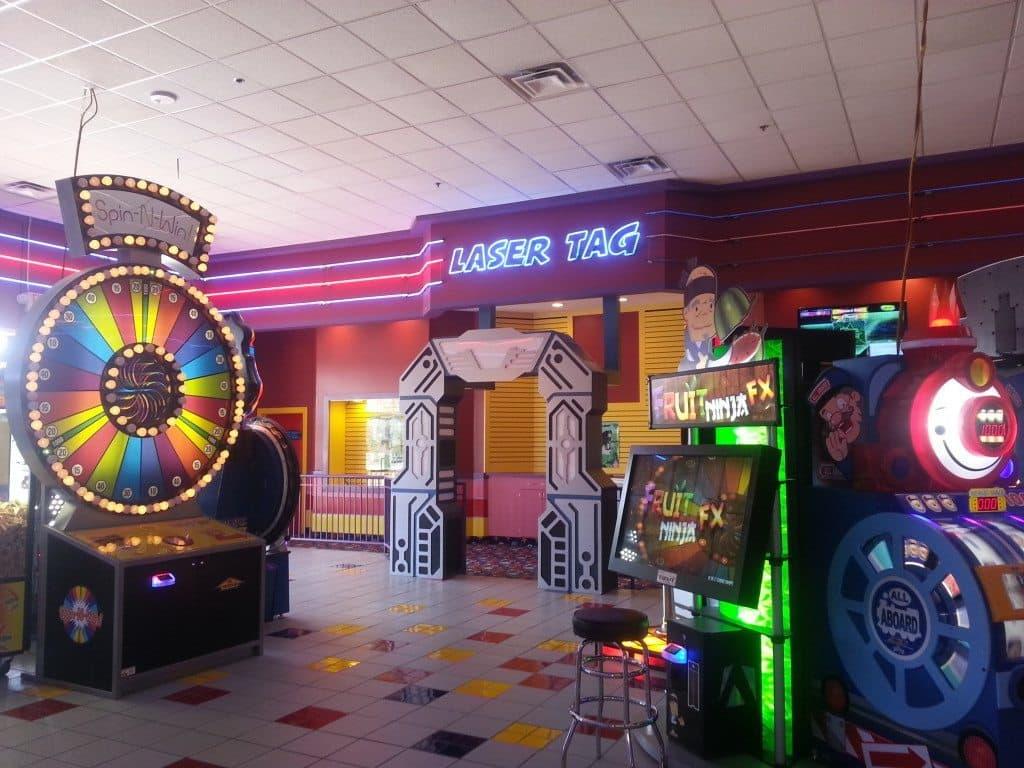 Holder Family Fun Center | Nashville Fun For Families