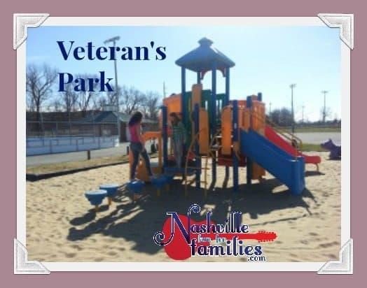 Veteran's Park – Hendersonville