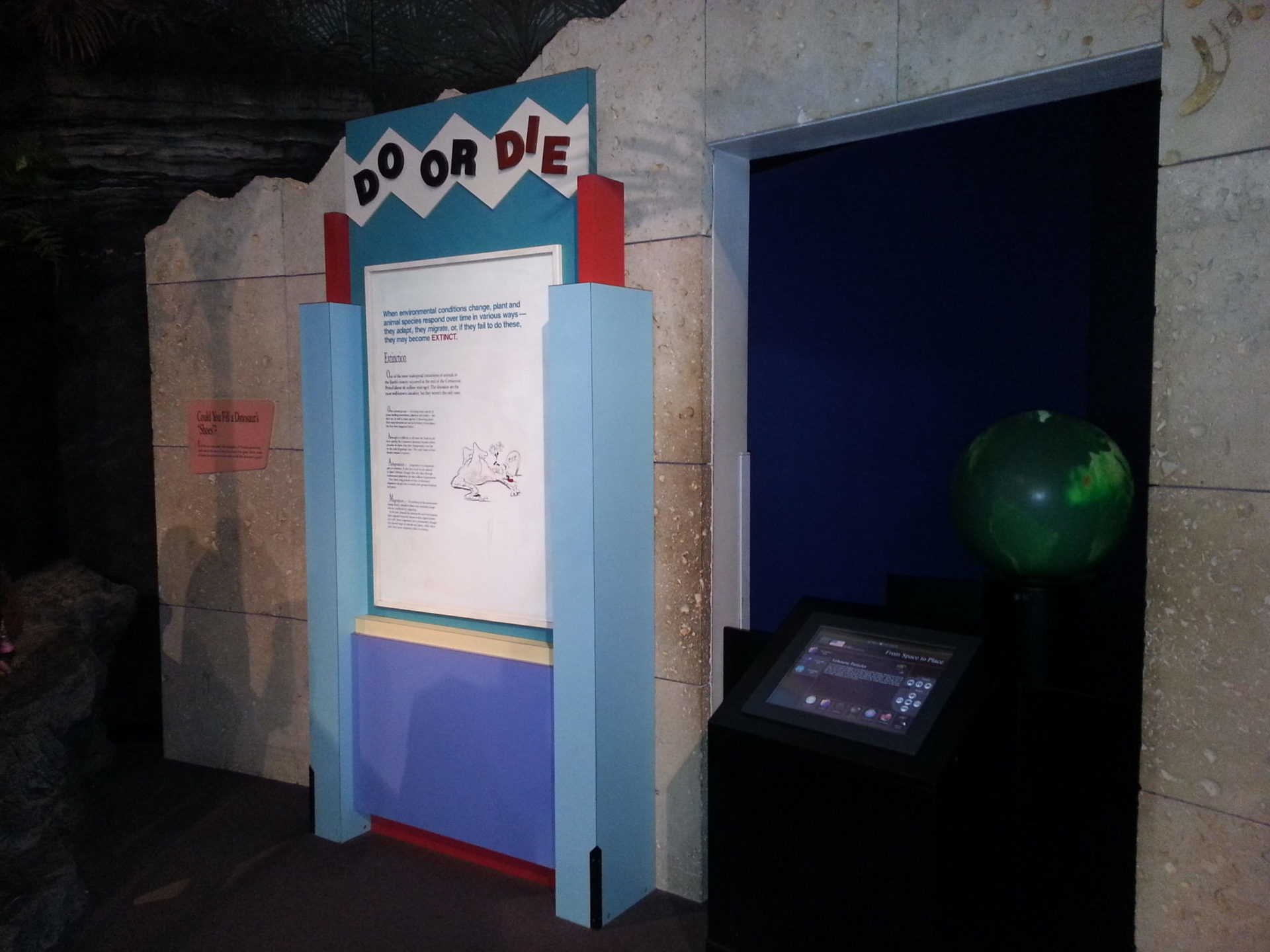 St Louis Science Center - Do or Die