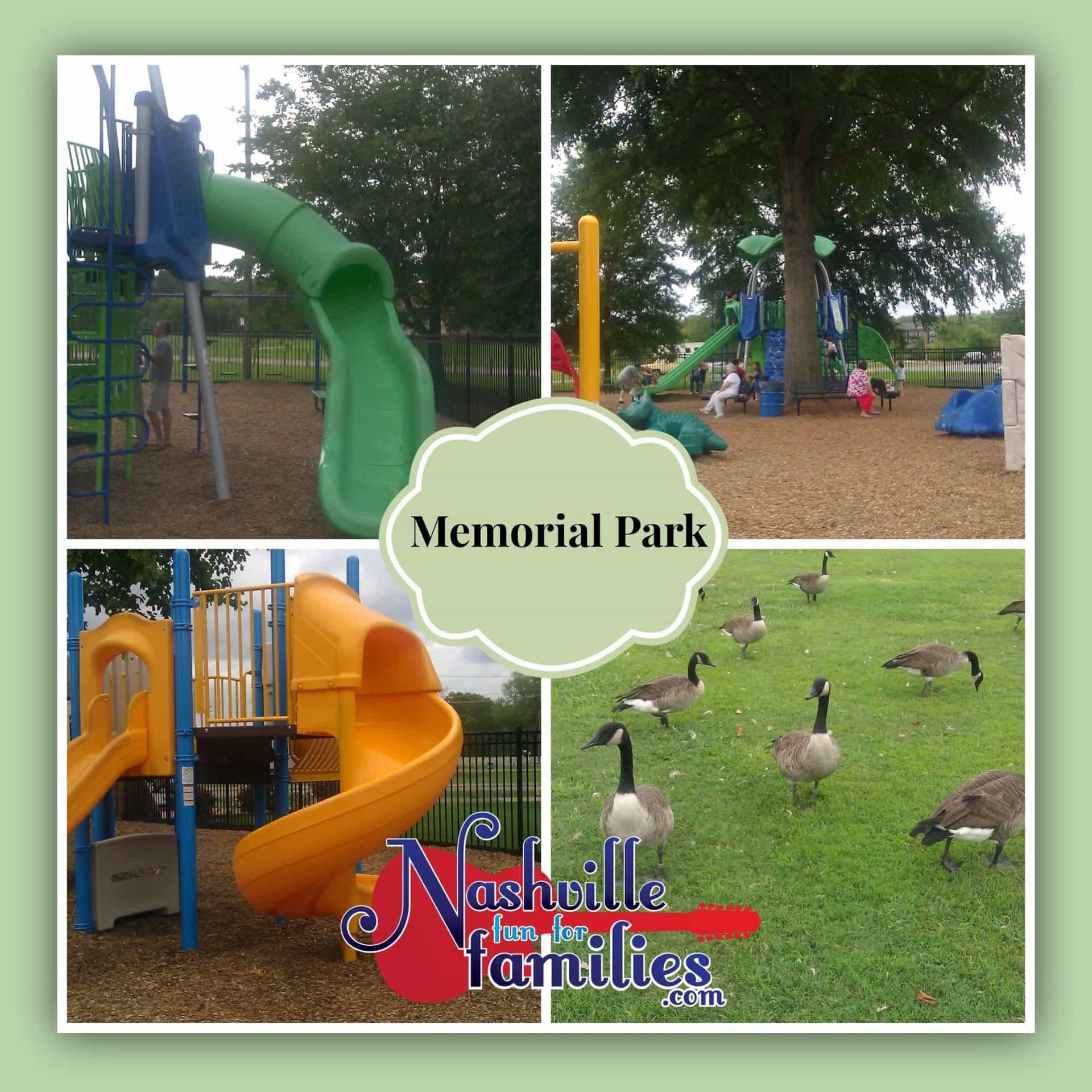 Memorial Park – Hendersonville