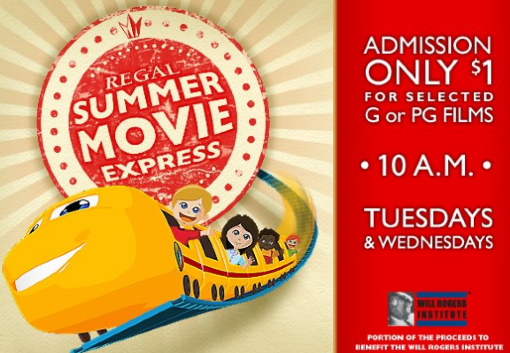 nashville fun for families regal summer movie express