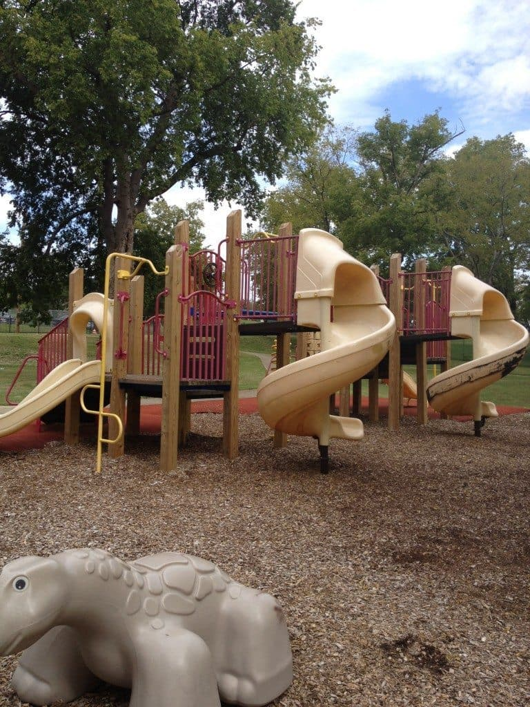 Reservoir Park Nashville - Climbing Gym with Slides