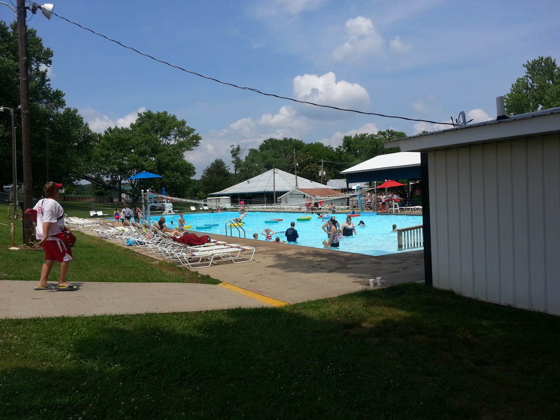 Beech Bend Park and Splash Lagoon - Pool