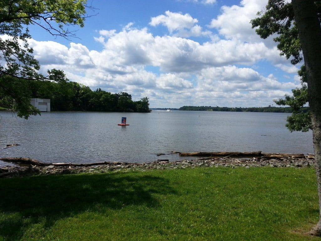 Rockland Recreation Area - Lake view