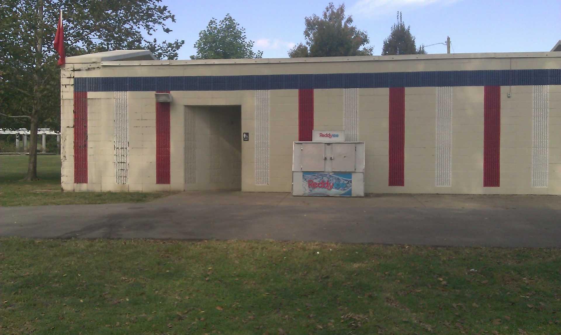 Centennial Park Nashville - Bathrooms