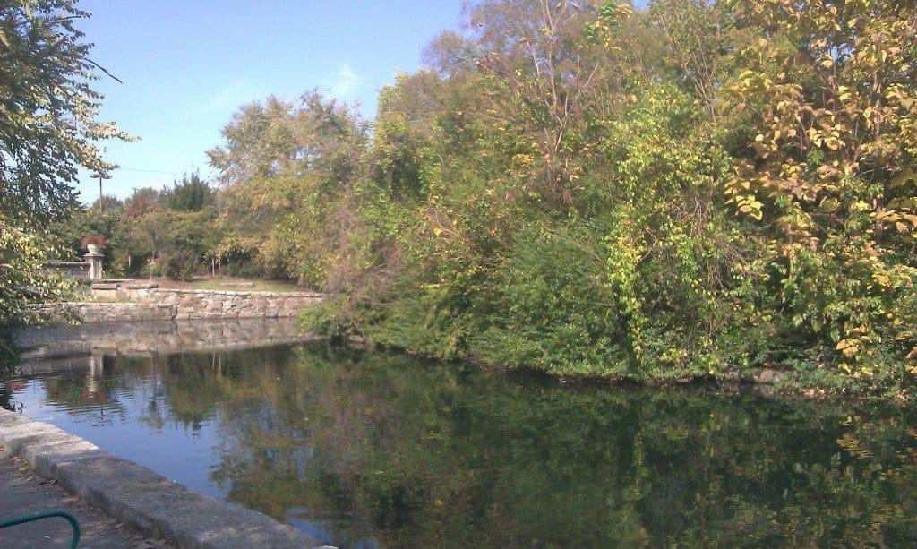 Centennial Park - Lake
