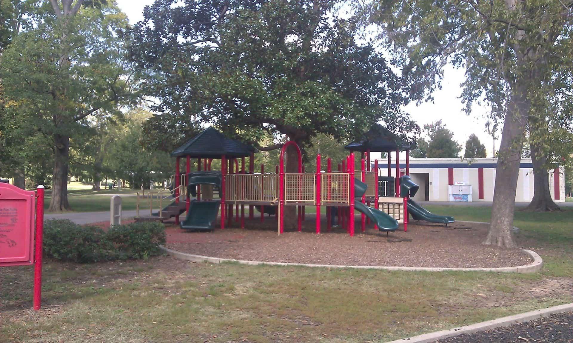Centennial Park Nashville - Playscape