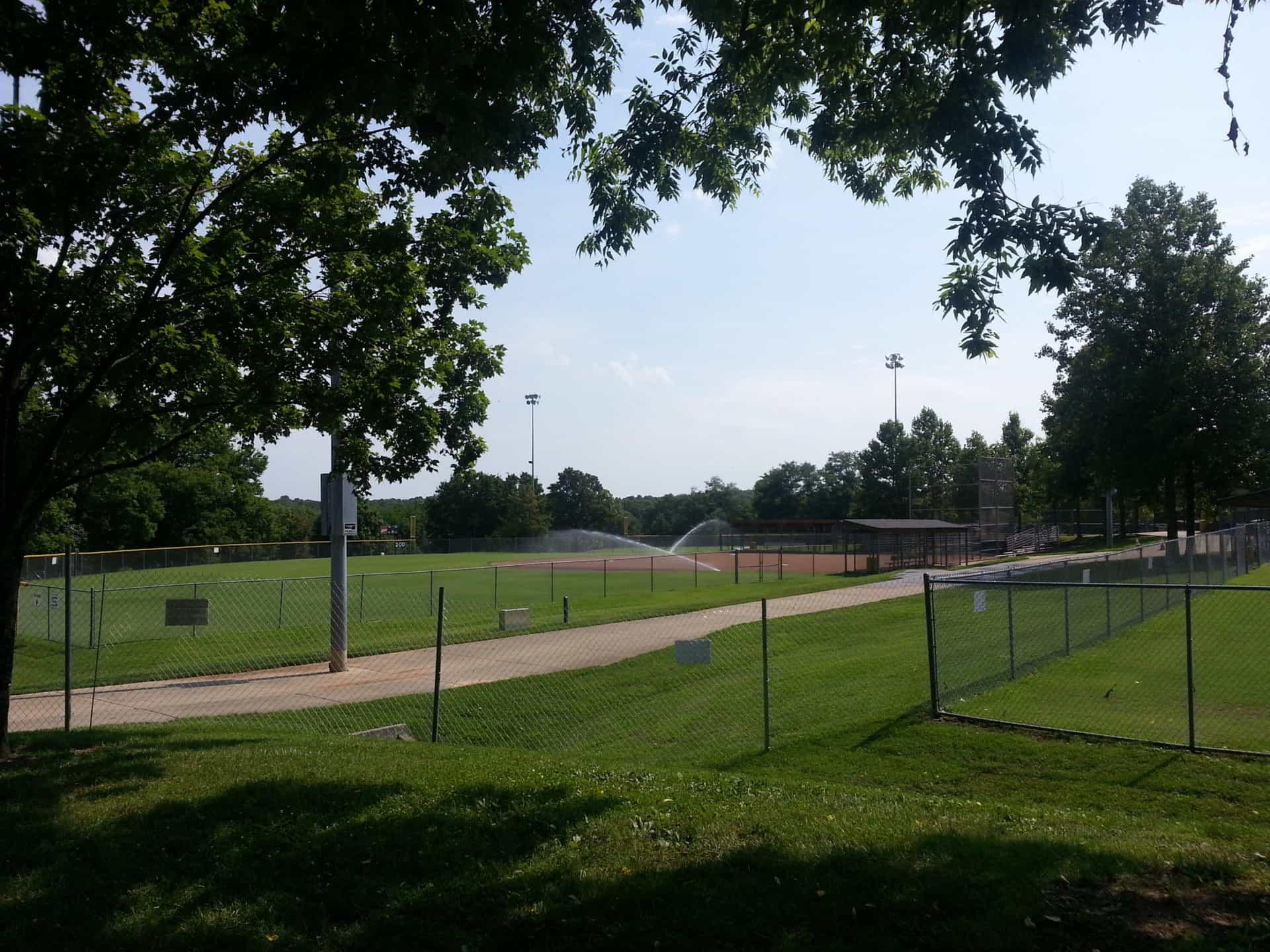 Crockett Park sports fields