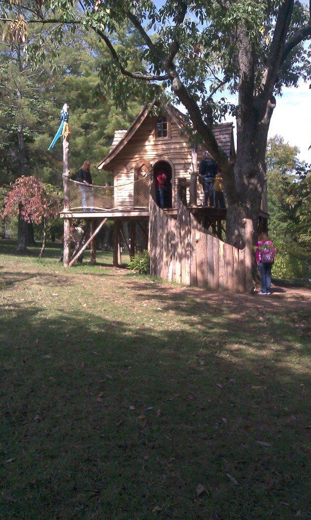 Cheekwood tree house