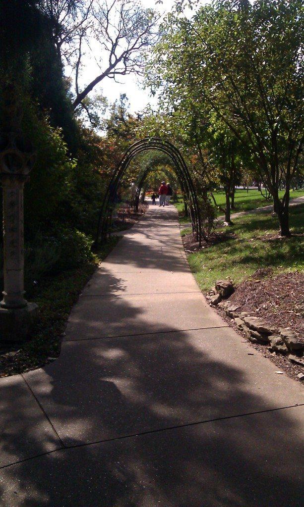 Cheekwood Walkway