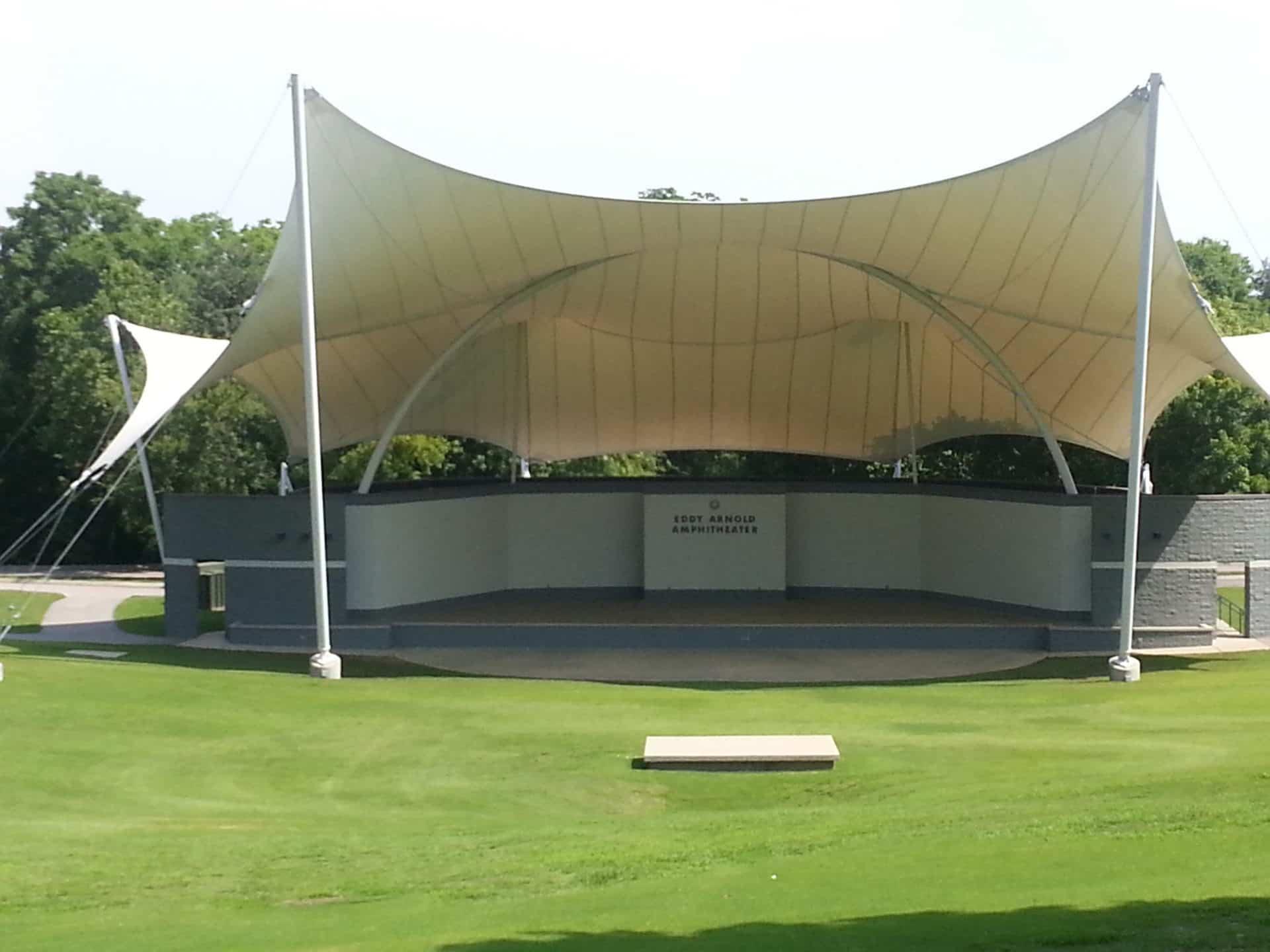Crockett Park Eddy Arnold Ampitheater