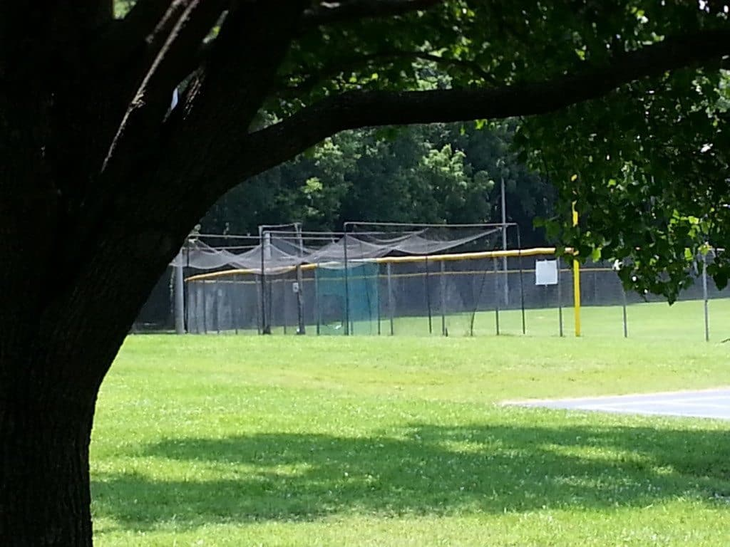 Granny White Park baseball field
