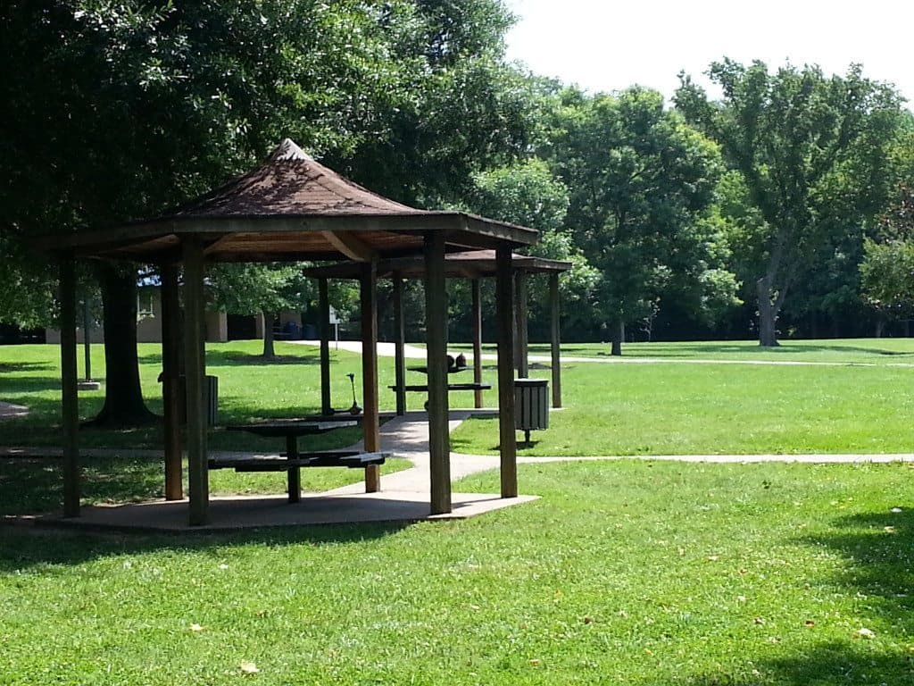 Granny White Park small picnic areas