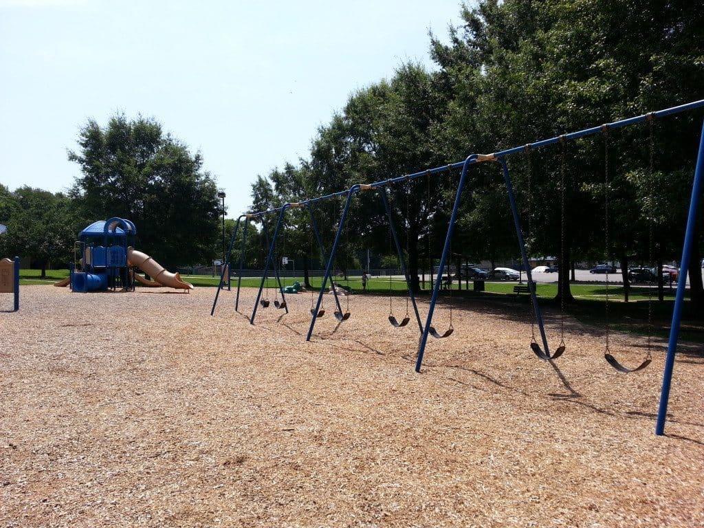 Granny White Park swingset