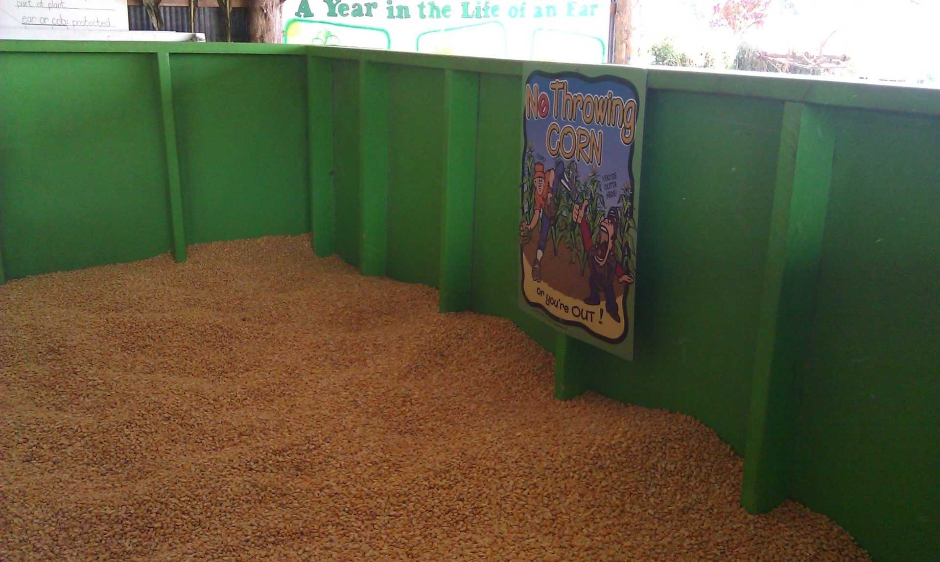Honeysuckle Hill Farm corn box
