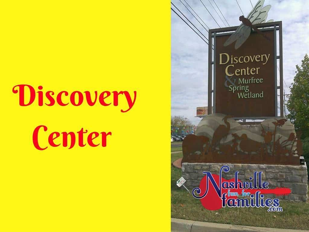 Discovery Center at Murfree Spring Wetland