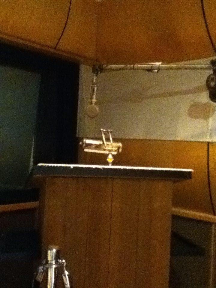 RCA Studio B Tour recording studio interior