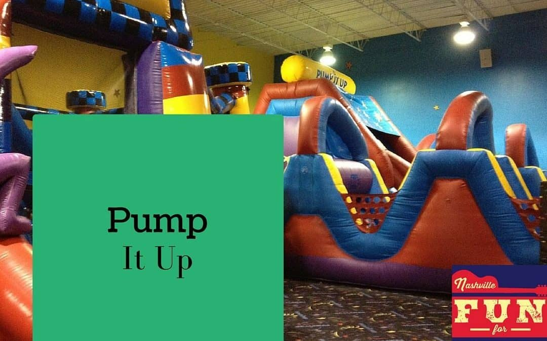 Pump It Up: Not Just for Birthdays