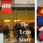 The Lego Store at Opry Mills