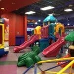 Toddler Climbing Area