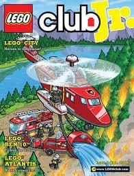 Lego Store - Lego club junior Magazine