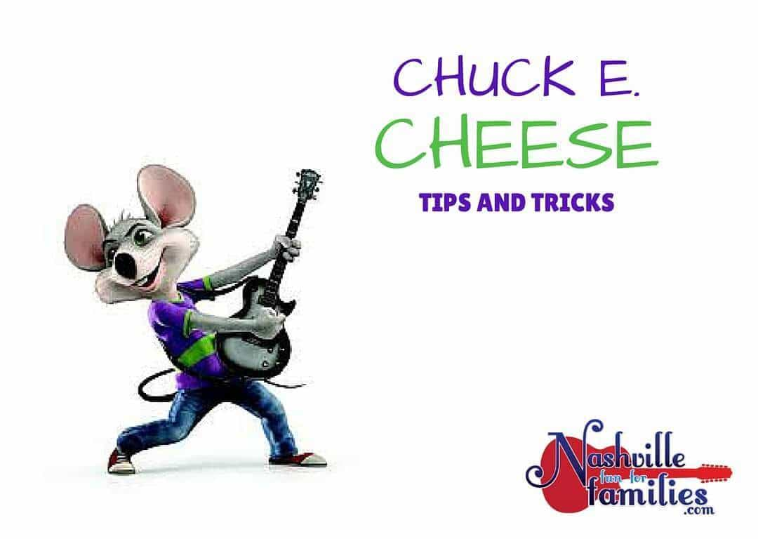 Chuck E. Cheese Tips and Tricks