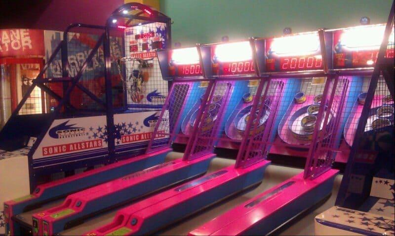 Hendersonville Circus World Skeeball