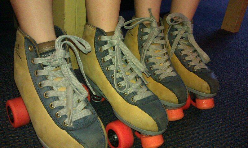 Hendersonville Circus World Skates