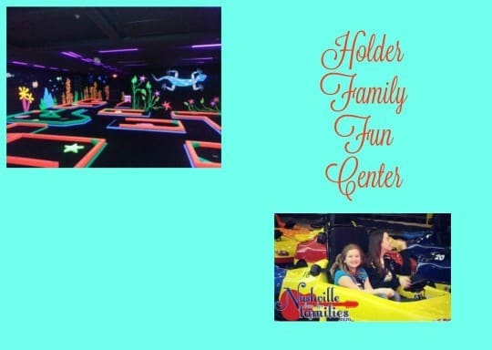 Holder Family Fun Center