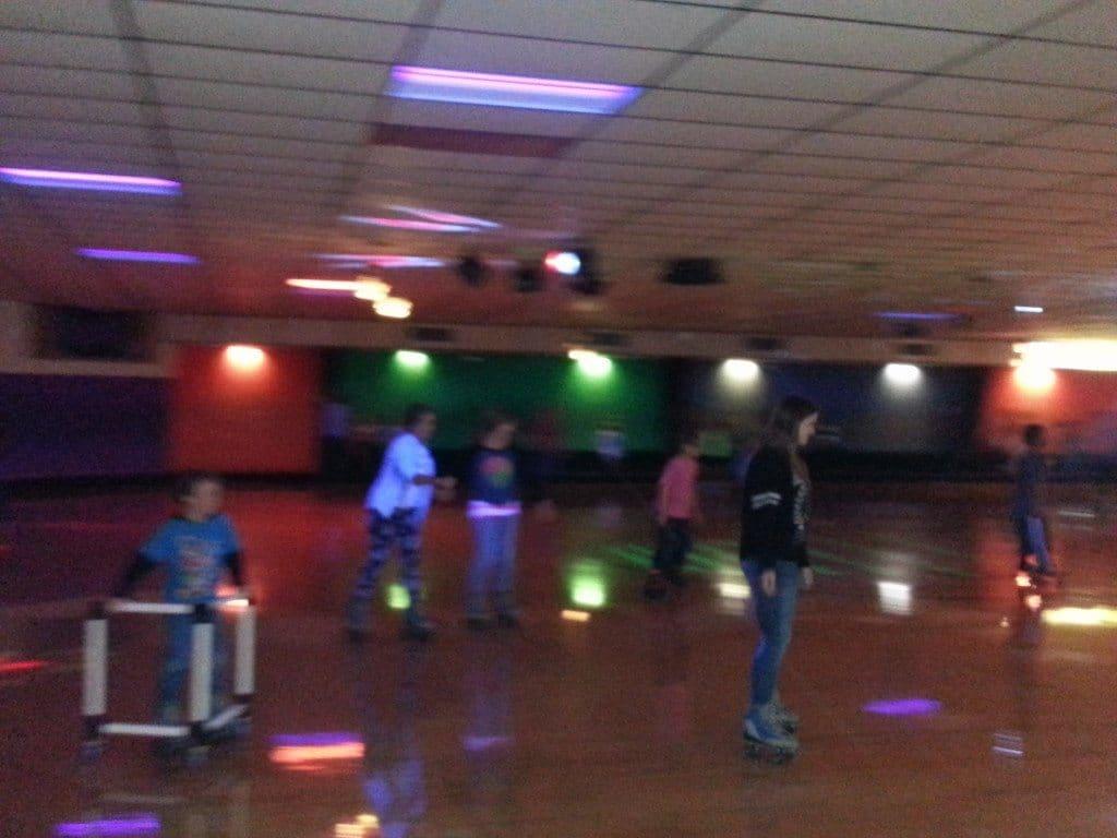 Skate Center West skating rink