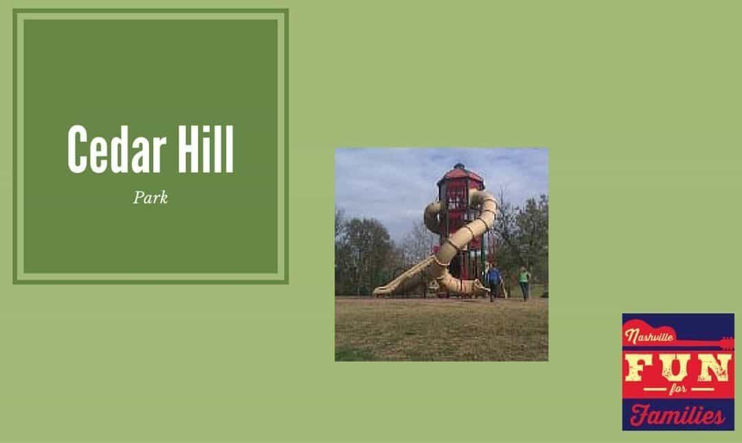 Cedar Hill Park