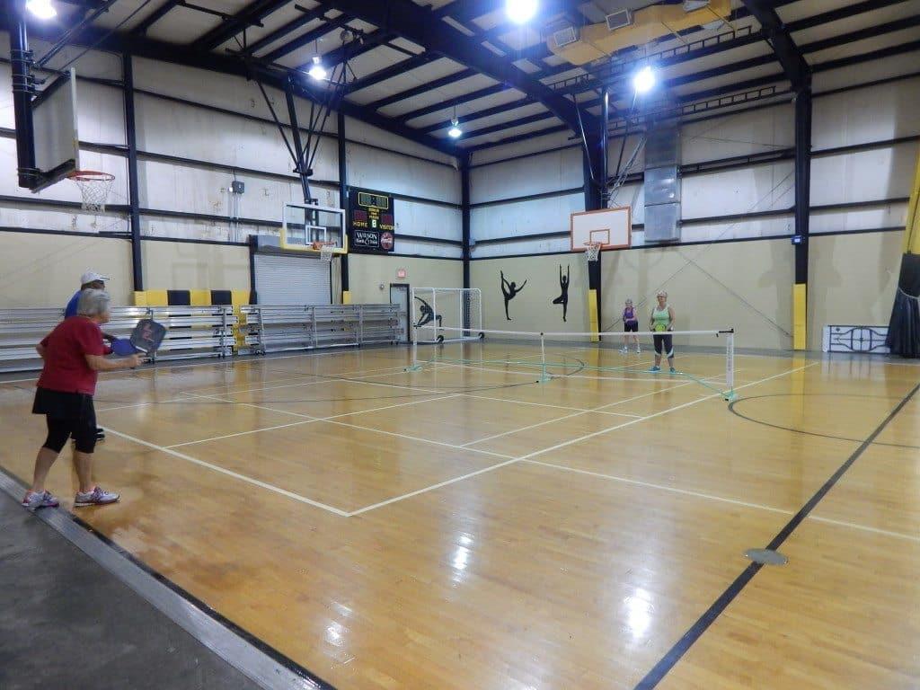 Charlie Daniels Park - Mt Juliet Community Center Gym