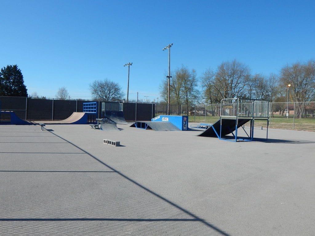 Charlie Daniels Park - Skate Park