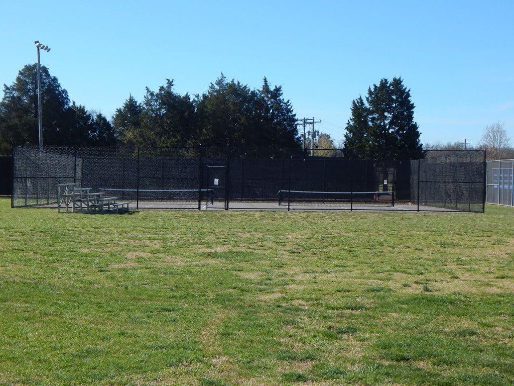 Charlie Daniels Park - Tennis Courts